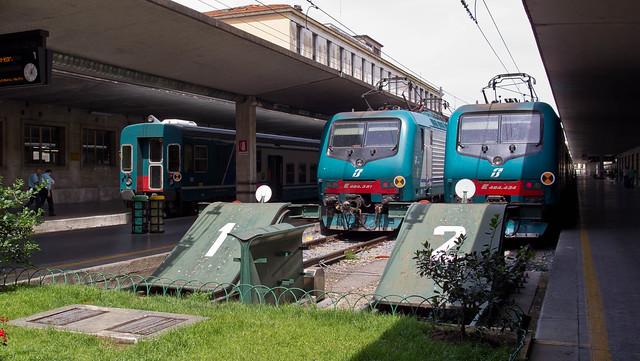 Florence Santa Maria Novella Railway Stationce