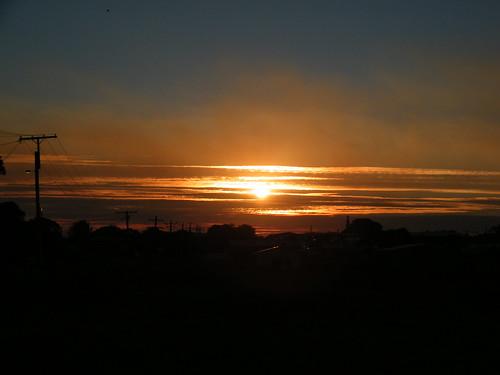 portland sunsets
