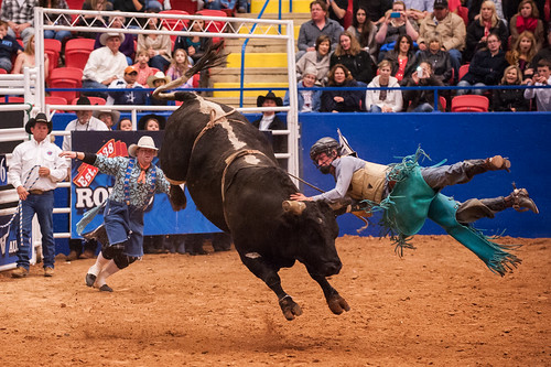 2012 rodeoaustin airborne bull bullriding flying rider rodeo sport western