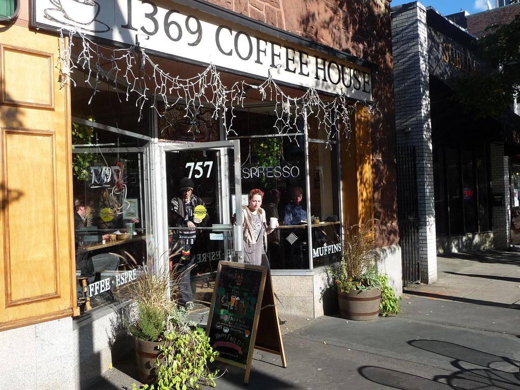 Central Square - 1369 Coffee House, Cambridge, MA