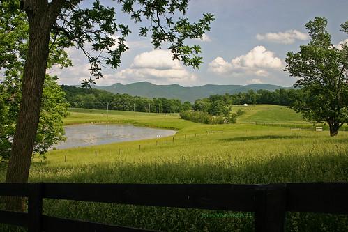 2004 virginia spring may may2004 shenandoahvalley nationalhistoriclandmark greatskies nrhp virginiamountains rockbridgecounty lakesandponds mccormickfarm