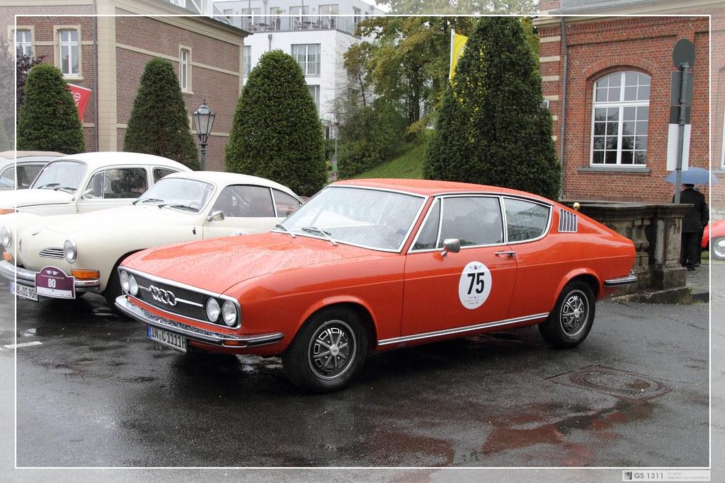 1970 - 1976 Audi 100 Coupé S (04) | The Audi 100 C1 was show… | Flickr