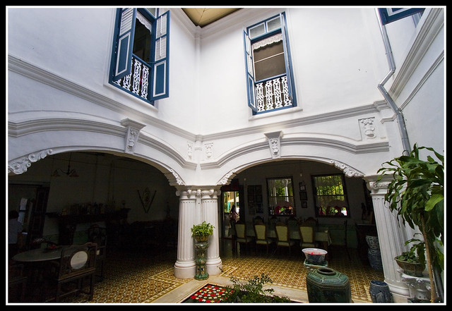 Chinpracha House Interior