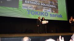 El estanco Solozabal gana el premio del concurso.