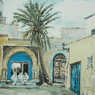 Medina | by mal-art