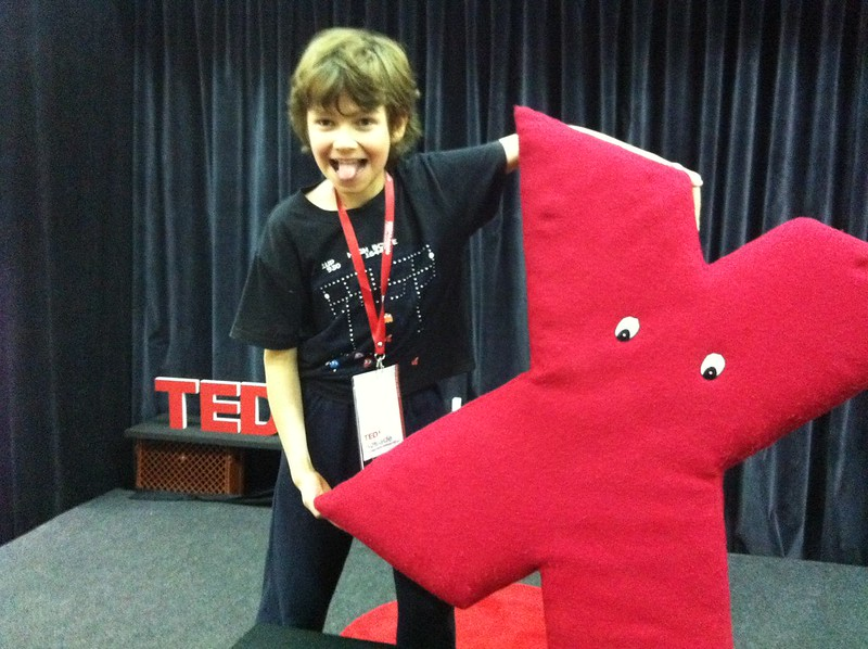 Tedwina and guest