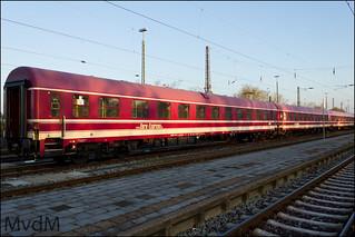 A Euro-Express train | by Mark van der Meer