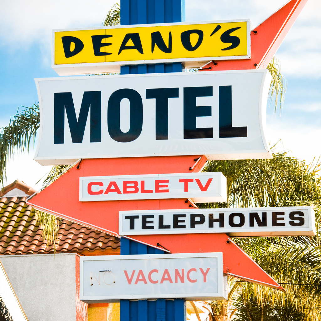 Deano's Motel 3868 Sepulveda Blvd