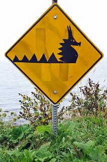 DGJ_5088 - Sea Monster Sign!!!!!!!!!!!!!!!!!!!!