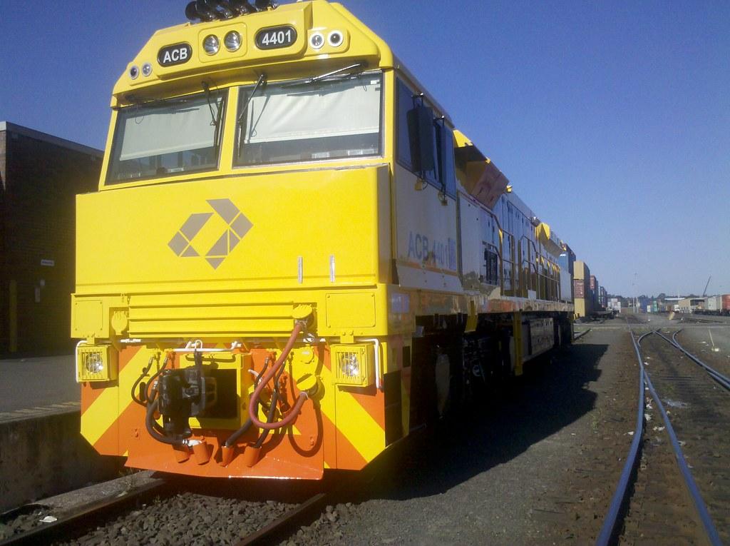 QRN C44ACi ACB4401 Yennora NSW