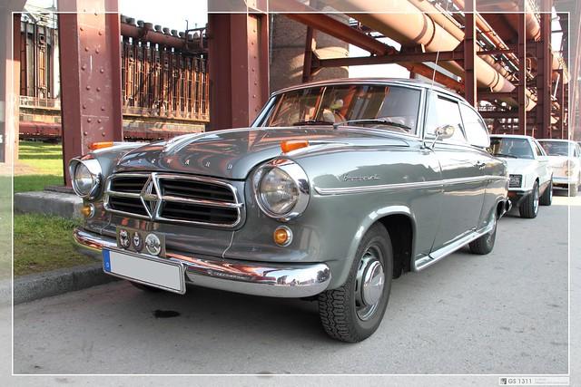 1955 - 1961 Borgward Isabella TS (04)