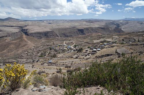 de bolivia provincia paesaggi potosi