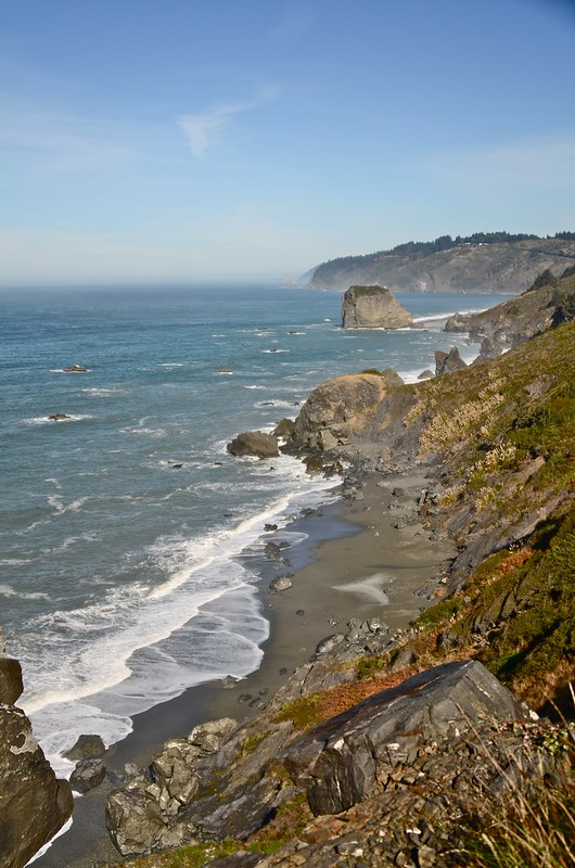 Rugged Coast - Klamath, CA
