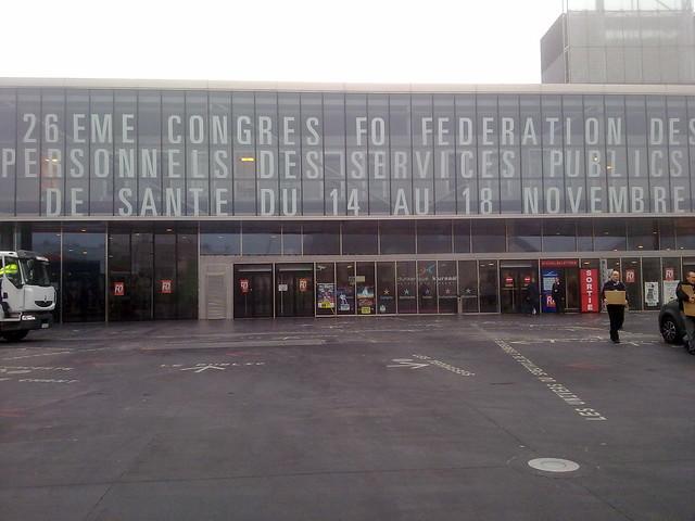 26 ème congrès fo des services publics et de santé