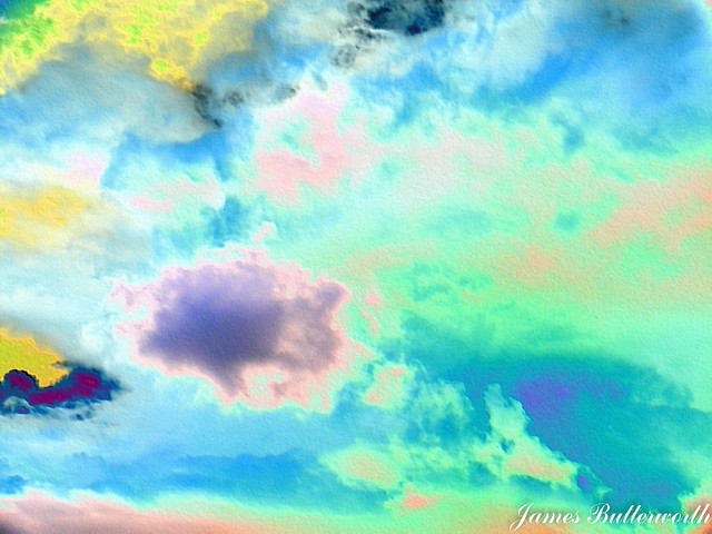 Abstract Cloud 2