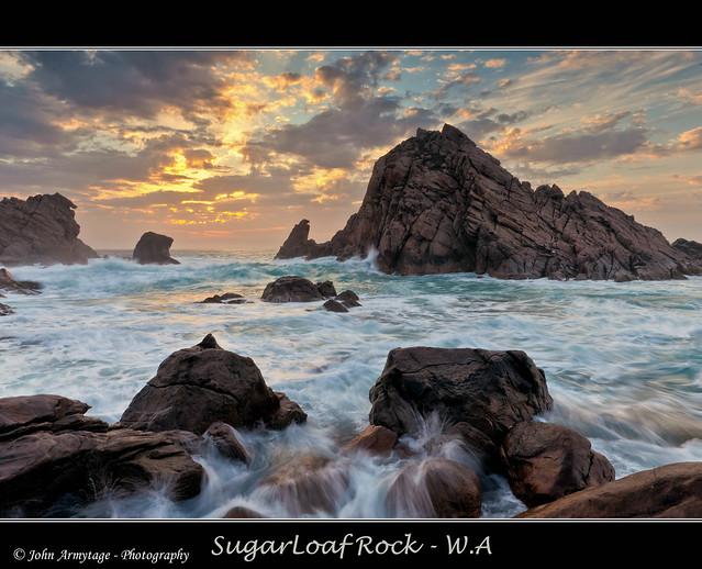 Sugar Loaf Rock - W.A