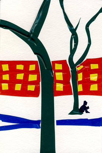 2008.11.25 Trees of Wesleyan