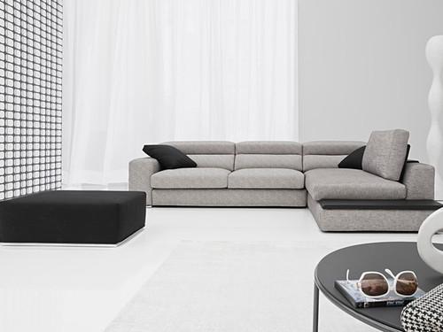 Divano angolare in tessuto divano angolare in tessuto for Arredissima ingrosso arredamenti