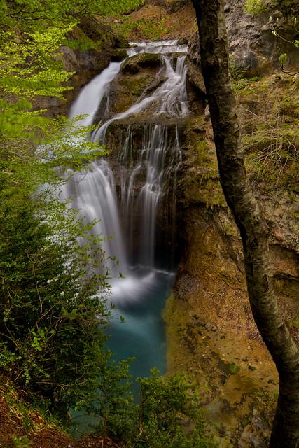 El Cueva, Ordessa National Park, Spain