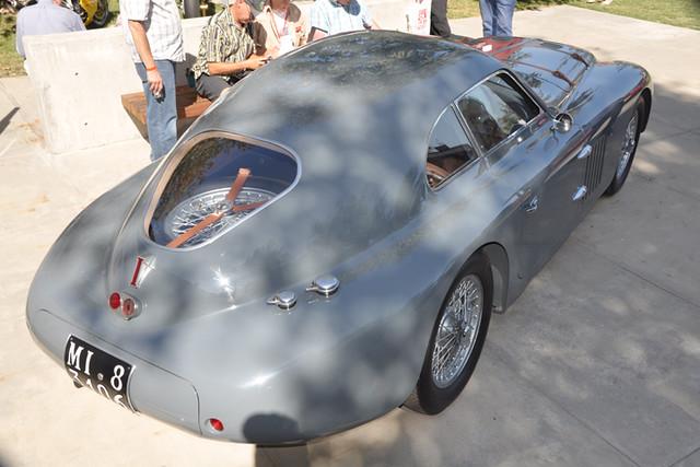 1942 Alfa Romeo Berlinetta Aero