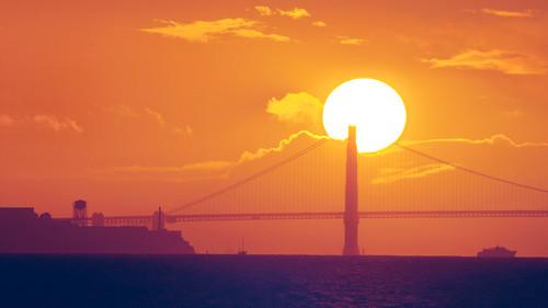 california sunset orange golden live goldengatebridge bayarea theband ♥ hss balloffire chasinglight pixelmama sliderssunday thankyouchar 16daycaliforniasafari fromtheberkeleypier letthedreamunfurl lettheworldbetheworld gottamastercrazyontheotherside forthisepicsunset