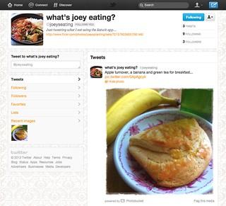 What's Joey Eating? | by joeysplanting