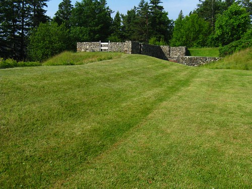 history fort maine newengland roadtrip historic americanrevolution fortgeorge castine earthwork
