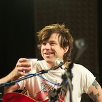 Tue, 23/08/2011 - 10:52am - Ryan Adams performance and interview with Claudia Marshall, live in Studio-A on August 8, 2011. Engineered by Colin FitzGerald. Photo credit Joe Grimaldi.