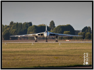 XH558 - Crew Changed and Ready for Takeoff