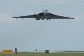 Vulcan, XH558