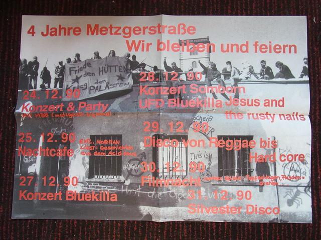 Das Autonome Kulturzentrum Metzgerstraße Hanau * Squat Politics *