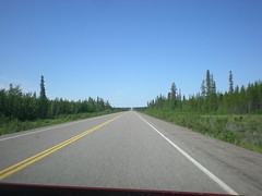 20110703 0299 On the road to Fort providence, Yellowknife 2011