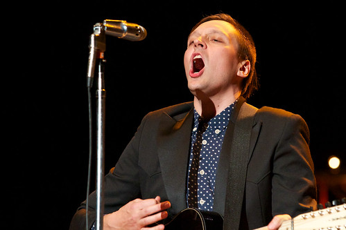 Win Butler of Arcade Fire | by tehgipster