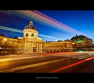 Institut de France, Paris | by Beboy_photographies