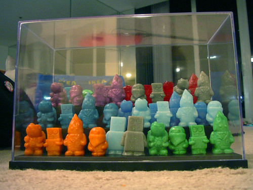 DCon 2011 Minis | by uhoh Toys