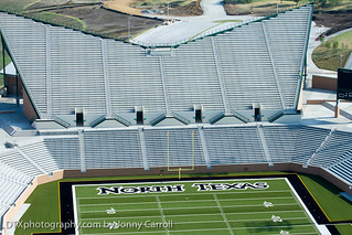 New UNT stadium Apogee | by DTX Media