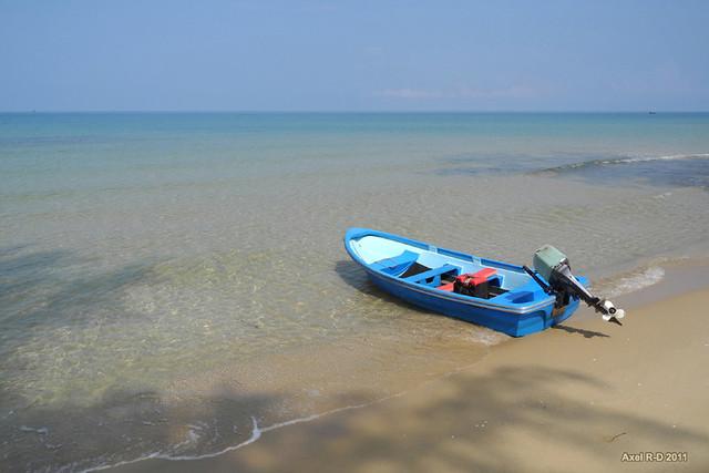Koh Kong island