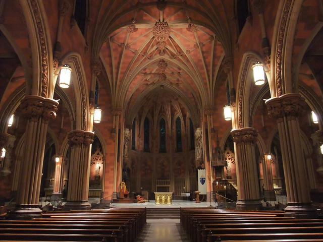 Cathedral of the Immaculate Conception, Albany, NY