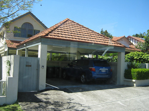 Carports and garages in Mosman tour | by Mosman Council