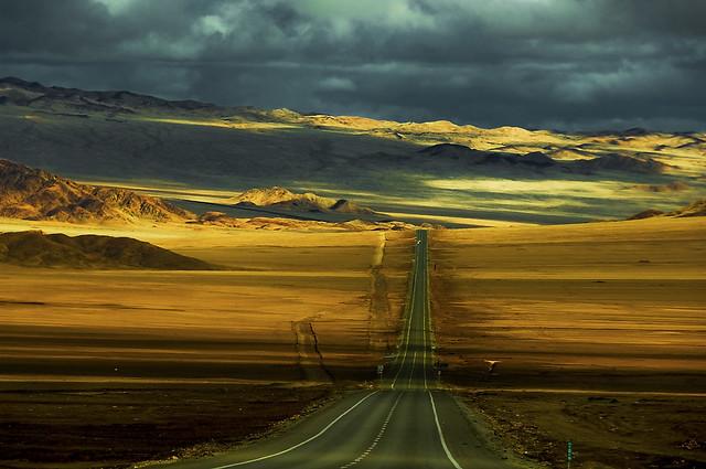 Panamerican highway (LR version)