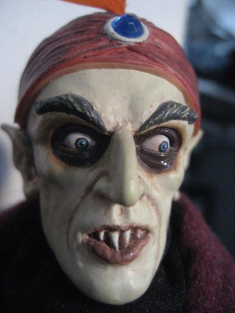 Max Schreck as Count Orlok Nosferatu 7143