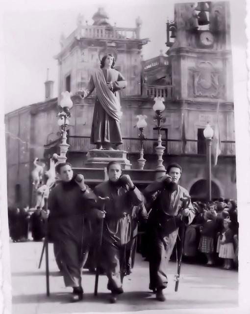 ASTORGA.- Año 1951. Year 1951.