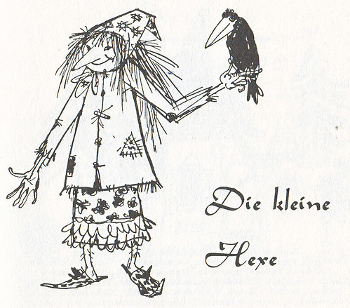 otfried preussler / die kleine hexe / 01   otfried preussler…   flickr