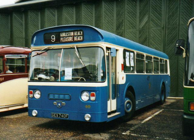 40, GEX 740F, Leyland Atlantean (2)