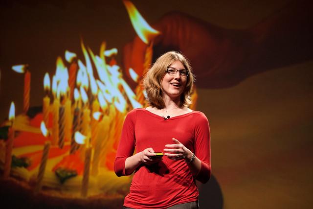 Katherine J. Kuchenbecker - PopTech 2011 - Camden Maine USA