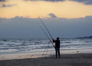 sea fishing   by Badly Drawn Dad