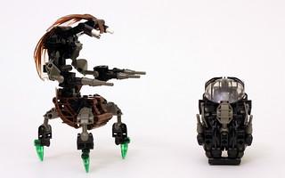 Droideka (Destroyer Droid) | by JK Brickworks
