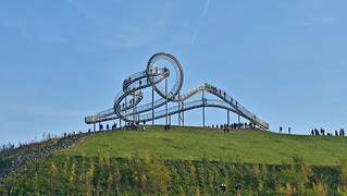 Landmarke Duisburg Tiger and Turtle Magic Mountain | by Dirk65