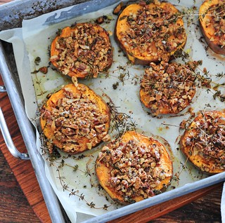 pecan crusted sweet potato-4 | by jules:stonesoup