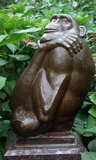 The Thinker, Brookgreen Gardens, Pawley's Island, South Carolina | by Marshall M. Fredericks Sculpture Museum